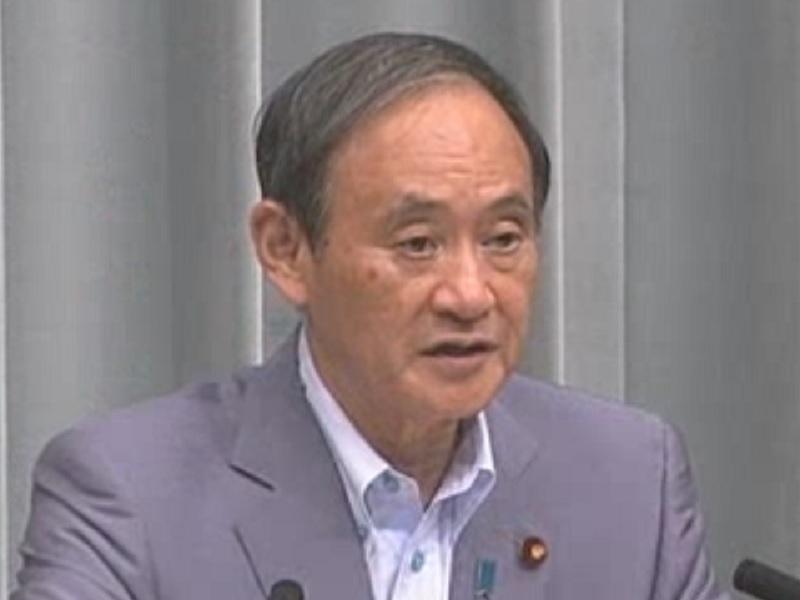 平成30年9月21日(金)午前-内閣官房長官記者会見
