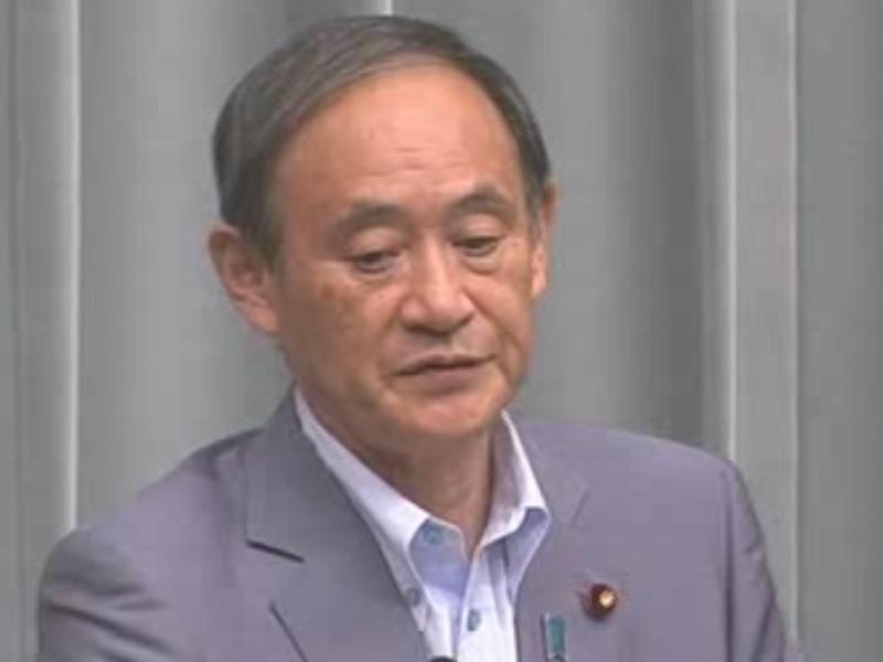 平成30年9月21日(金)午後-内閣官房長官記者会見
