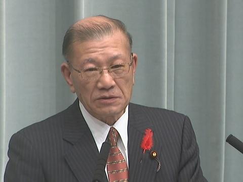 第4次安倍改造内閣閣僚記者会見...