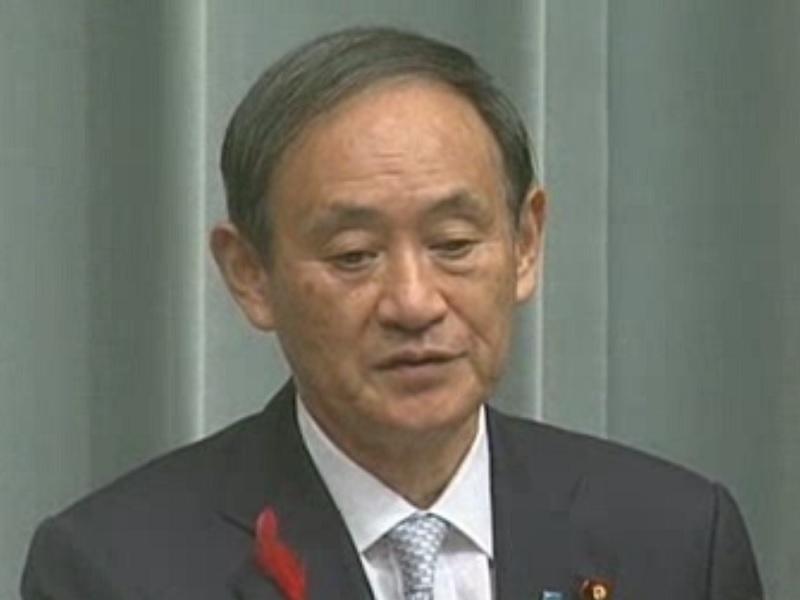平成30年10月10日(水)午後-内閣官房長官記者会見