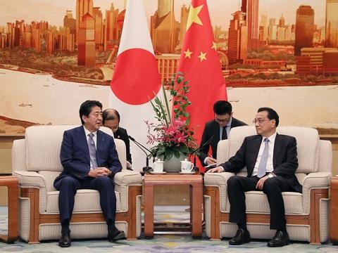 中国訪問 -1日目--平成30年10月25日