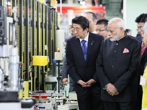 日・インド両首脳による山梨県訪問-平成30年10月28日