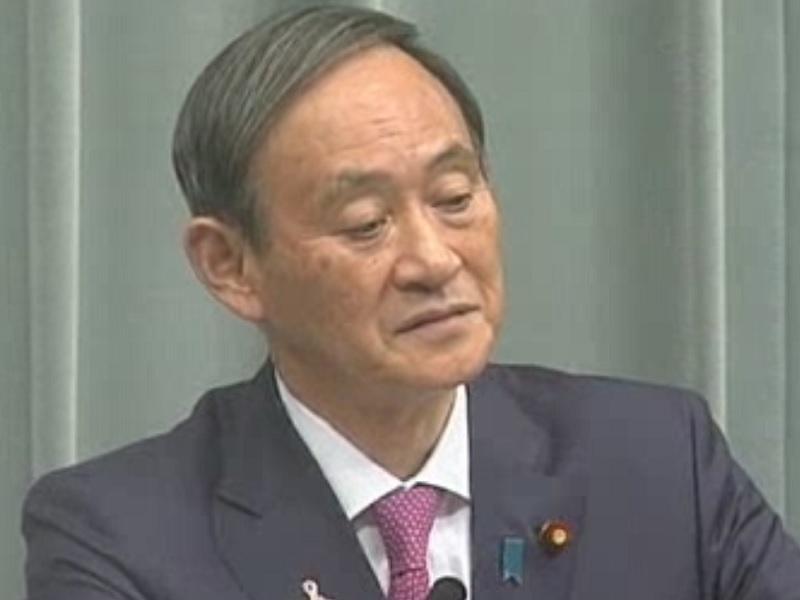 平成30年11月1日(木)午前-内閣官房長官記者会見