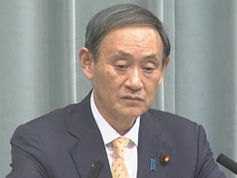 平成30年11月6日(火)午後-内閣官房長官記者会見