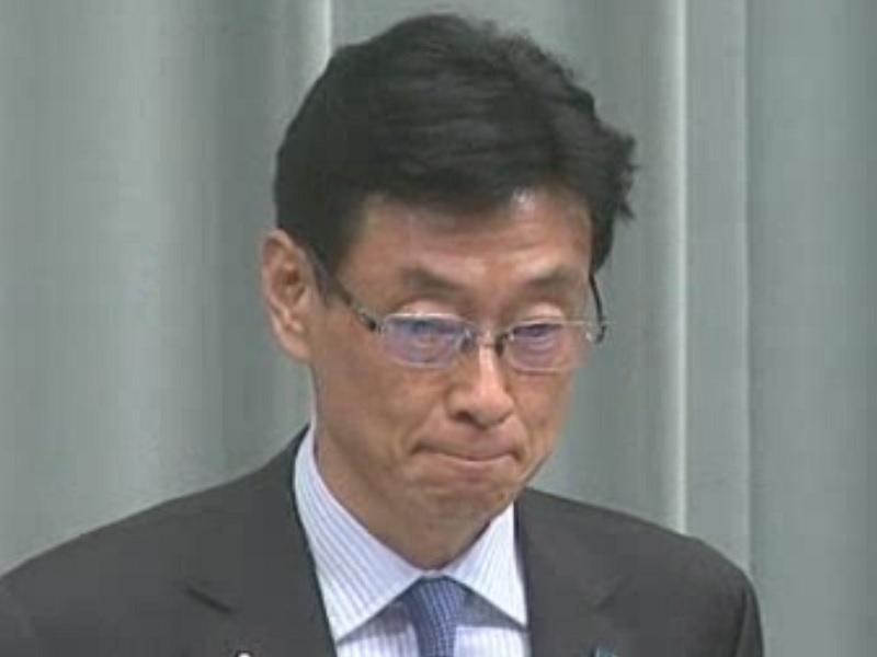 平成30年11月7日(水)午後-内閣官房長官記者会見(西村康稔内閣官房副長官)
