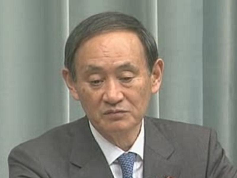 平成30年11月14日(水)午後-内閣官房長官記者会見