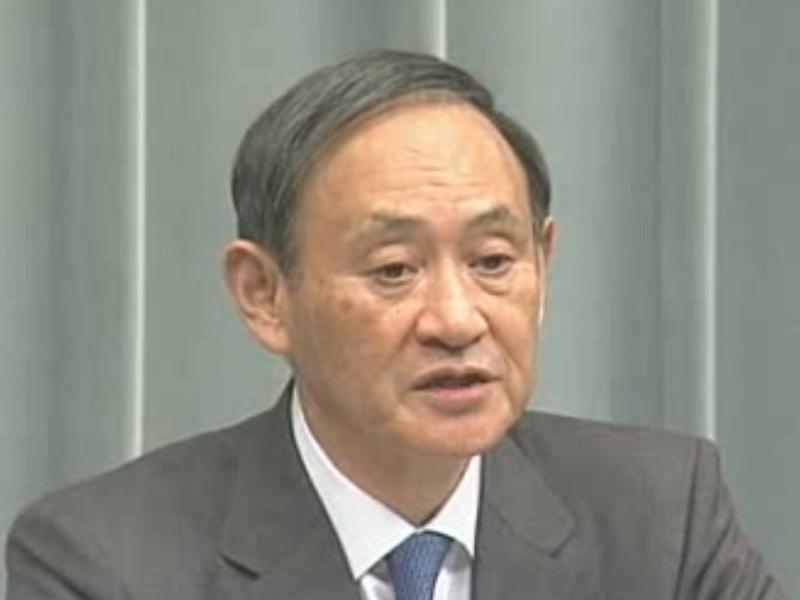 平成30年11月22日(木)午後-内閣官房長官記者会見