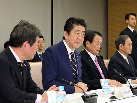 経済財政諮問会議-平成30年12月10日