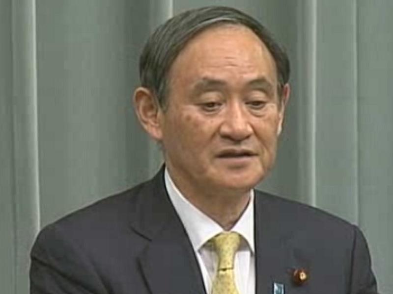 平成30年12月18日(火)午前-内閣官房長官記者会見