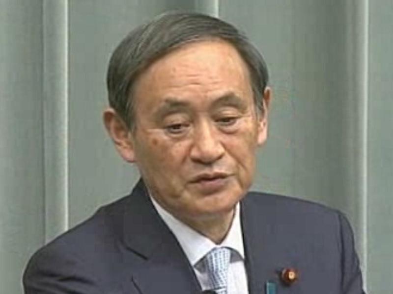 平成30年12月19日(水)午後-内閣官房長官記者会見
