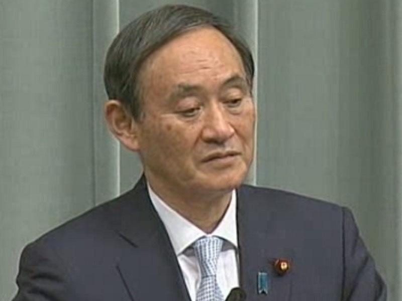 平成30年12月19日(水)午前-内閣官房長官記者会見