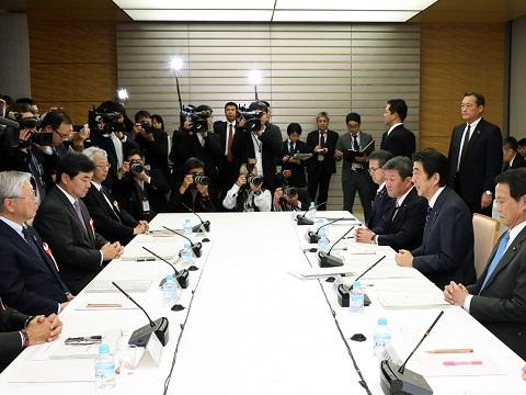 経済財政諮問会議-平成30年12月20日