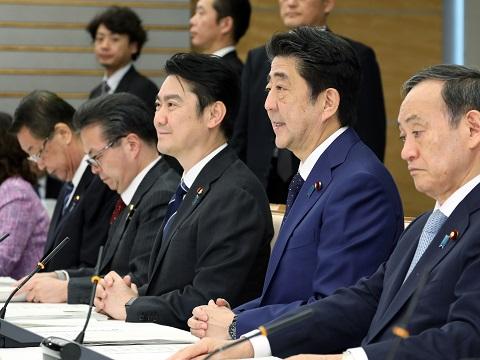 外国人受入れ・共生に関する関係閣僚会議-平成30年12月25日