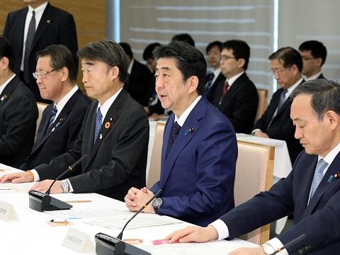 認知症施策推進関係閣僚会議-平成30年12月25日