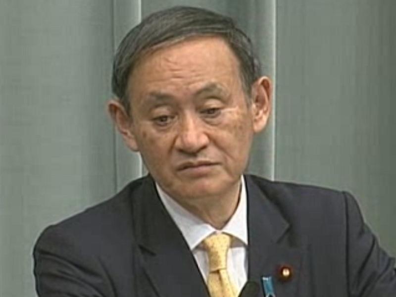 平成30年12月27日(木)午前-内閣官房長官記者会見