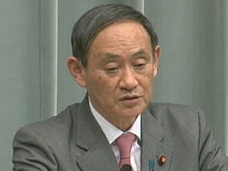 平成31年1月9日(水)午前-内閣官房長官記者会見