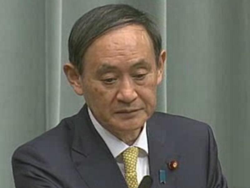 平成31年1月15日(火)午前-内閣官房長官記者会見