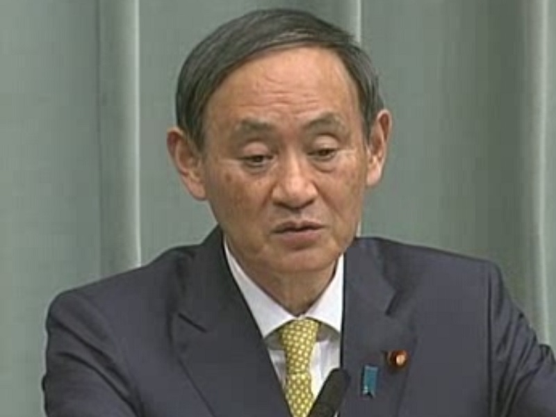 平成31年1月15日(火)午後-内閣官房長官記者会見