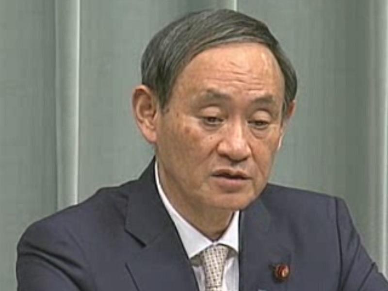 平成31年1月17日(木)午後-内閣官房長官記者会見