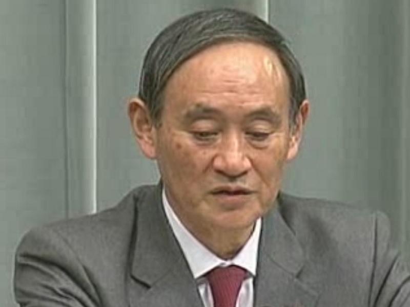 平成31年1月18日(金)午後-内閣官房長官記者会見