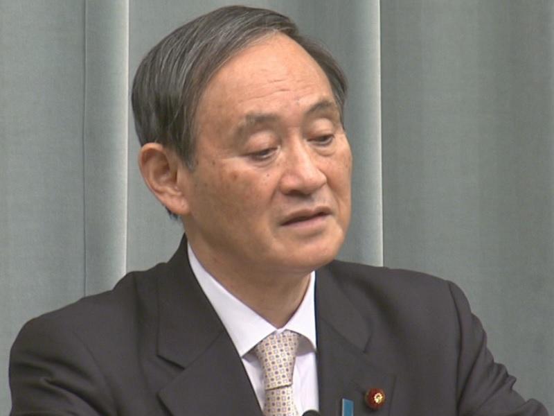 平成31年1月21日(月)午前-内閣官房長官記者会見