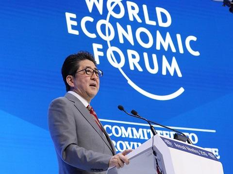 世界経済フォーラム年次総会 安倍総理スピーチ-平成31年1月23日
