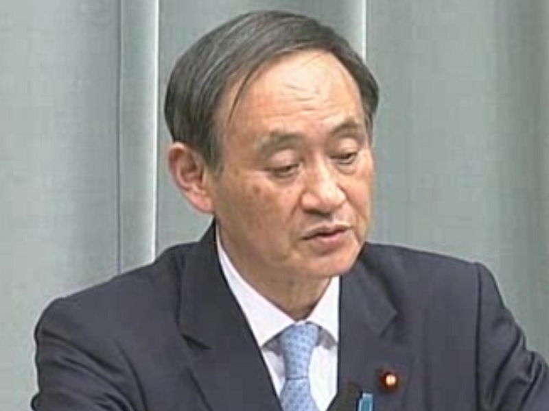 平成31年1月24日(木)午後-内閣官房長官記者会見