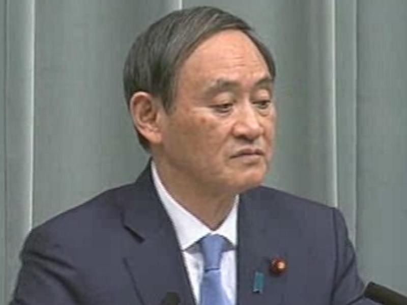 平成31年1月25日(金)午前-内閣官房長官記者会見