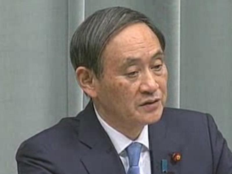 平成31年1月25日(金)午後-内閣官房長官記者会見