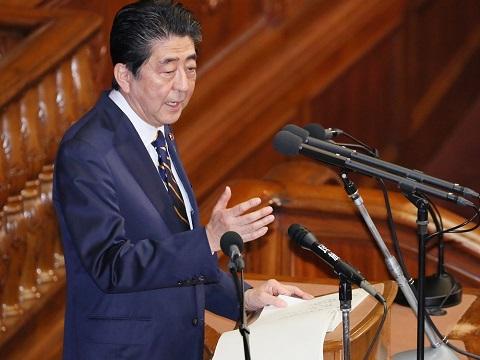 第198回国会における安倍内閣総理大臣施政方針演説-平成31年1月28日