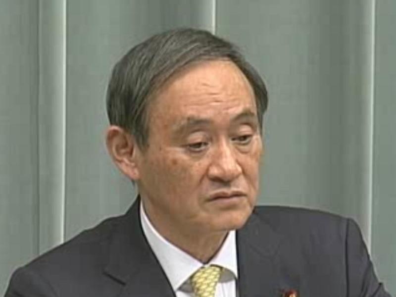 平成31年1月29日(火)午前-内閣官房長官記者会見