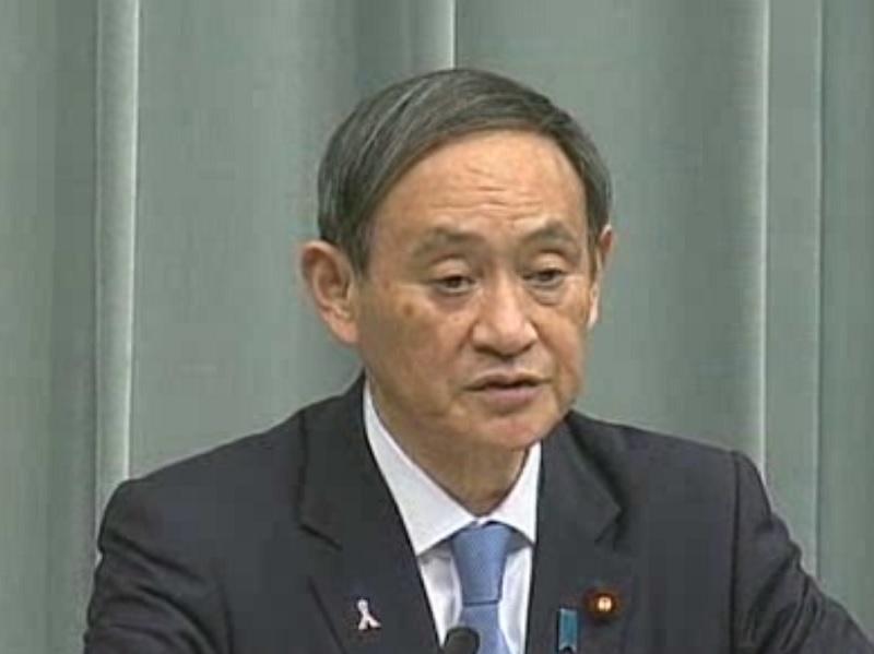 平成31年2月8日(金)午前-内閣官房長官記者会見