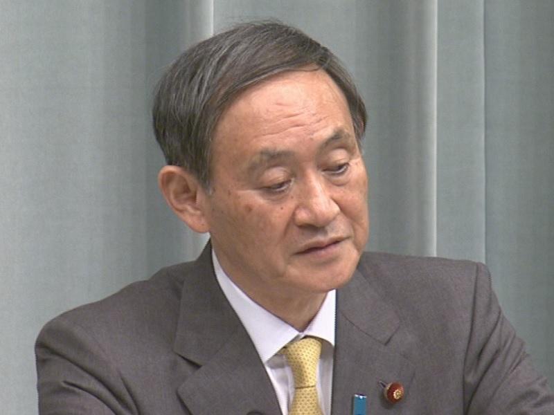 平成31年3月13日(水)午後-内閣官房長官記者会見