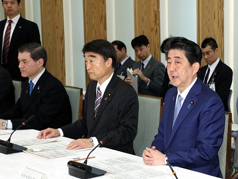 児童虐待防止対策に関する関係閣僚会議-平成31年3月19日