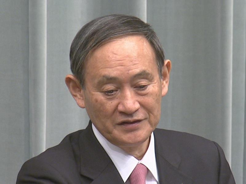 平成31年3月25日(月)午前-内閣官房長官記者会見
