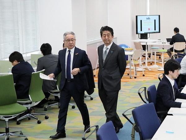 働き方改革の先進企業視察-平成31年3月29日