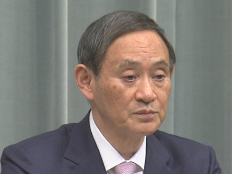 平成31年4月5日(金)午前-内閣官房長官記者会見