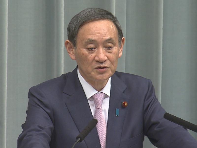 平成31年4月5日(金)午後-内閣官房長官記者会見