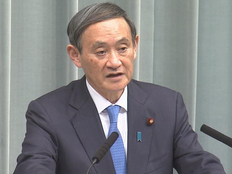平成31年4月8日(月)午前-内閣官房長官記者会見