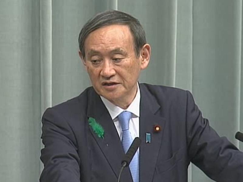 平成31年4月15日(月)午後-内閣官房長官記者会見