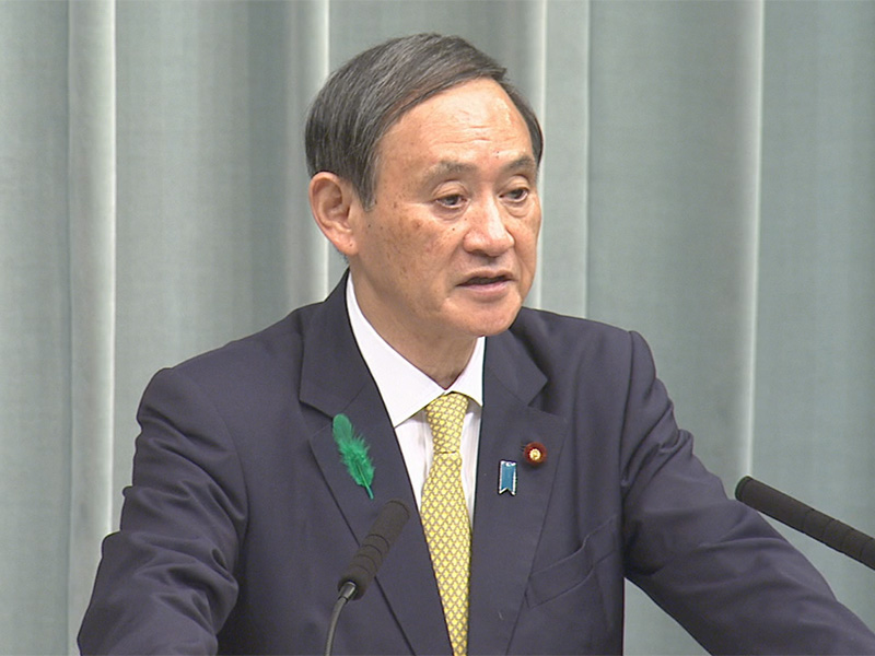 平成31年4月19日(金)午前-内閣官房長官記者会見