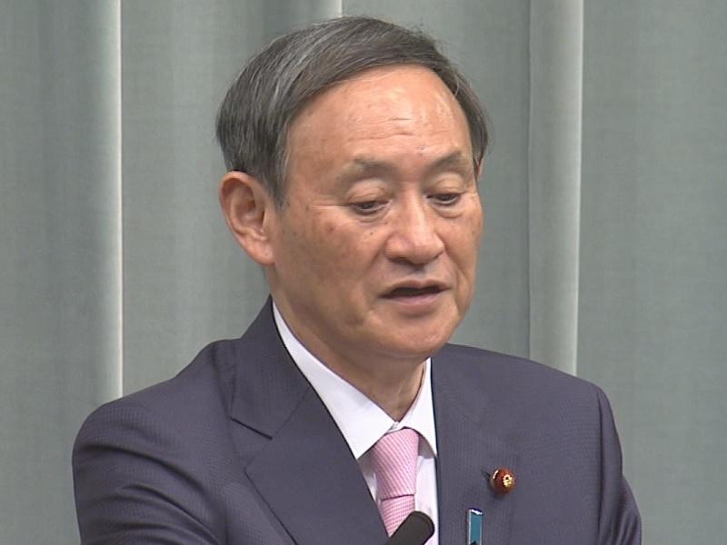 平成31年4月22日(月)午前-内閣官房長官記者会見