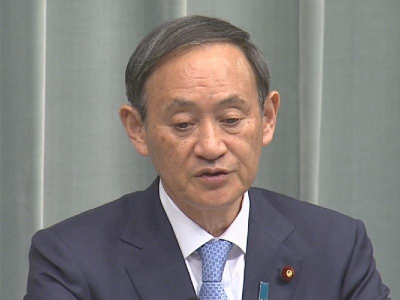 平成31年4月24日(水)午前-内閣官房長官記者会見