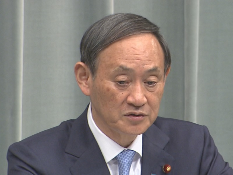 平成31年4月24日(水)午後-内閣官房長官記者会見