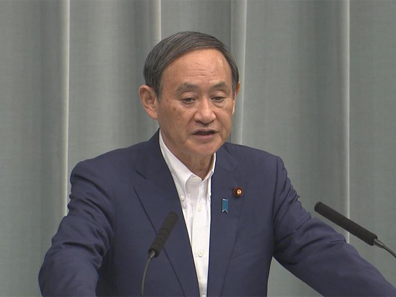 令和元年5月7日(火)午前-内閣官房長官記者会見