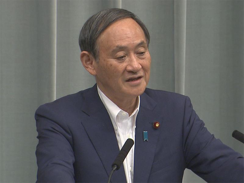 令和元年5月7日(火)午後-内閣官房長官記者会見
