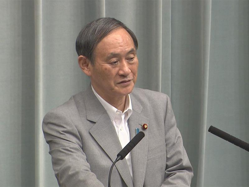 令和元年5月14日(火)午後-内閣官房長官記者会見
