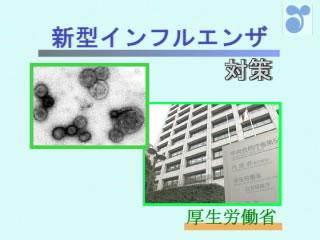 新型インフルエンザ対策