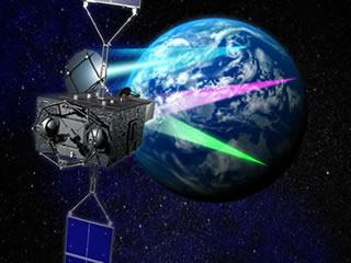 超高速インターネット衛星「きずな(WINDS)」