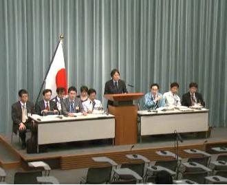 Press Briefing(The Situation after the Great East Japan Earthquake)(April 22nd, 2011, at 14:00)